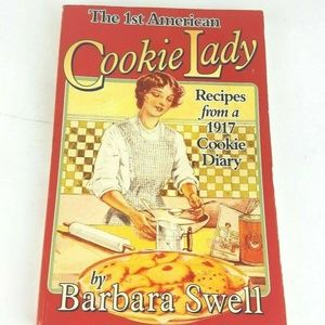 The 1st American Cookie Lady Cookie Diary NEW